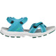 CMP Campagnolo Almaak - Sandales Femme - turquoise